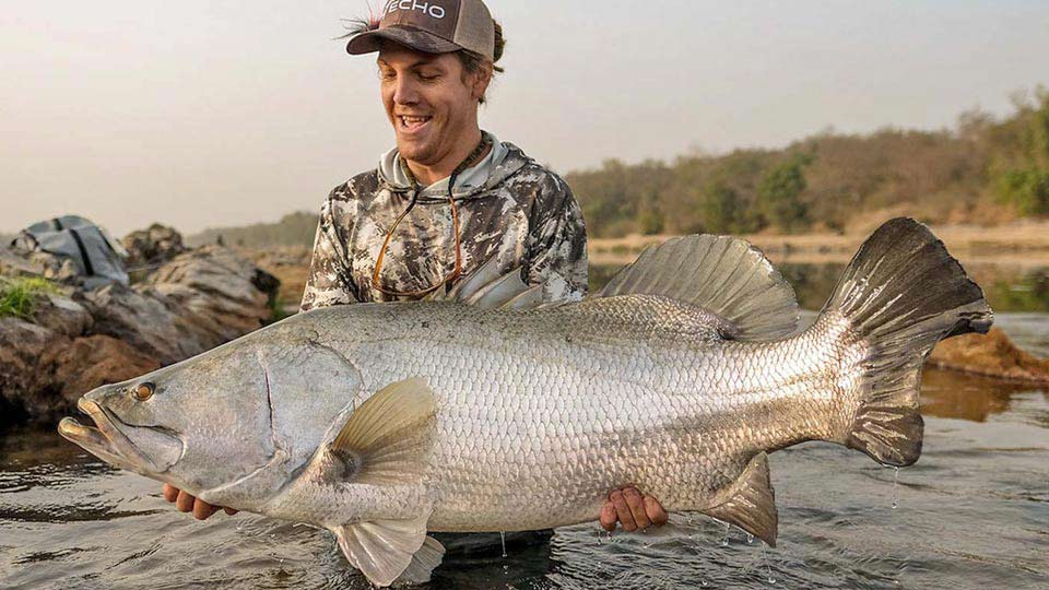Fly Fishing for Nile Perch
