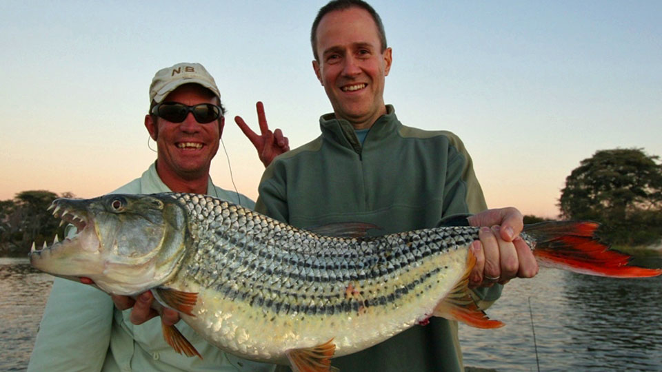 trophy tigerfishing africa