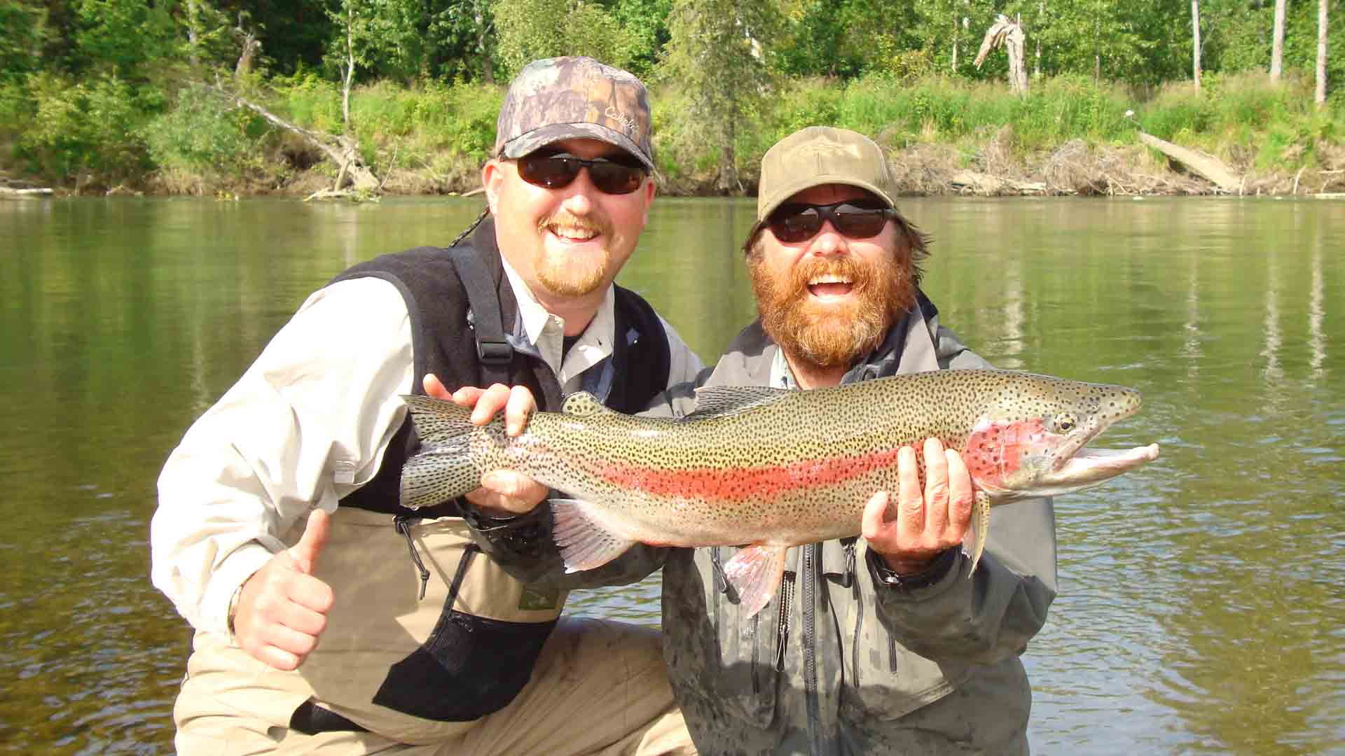 Aniak River Rainbows