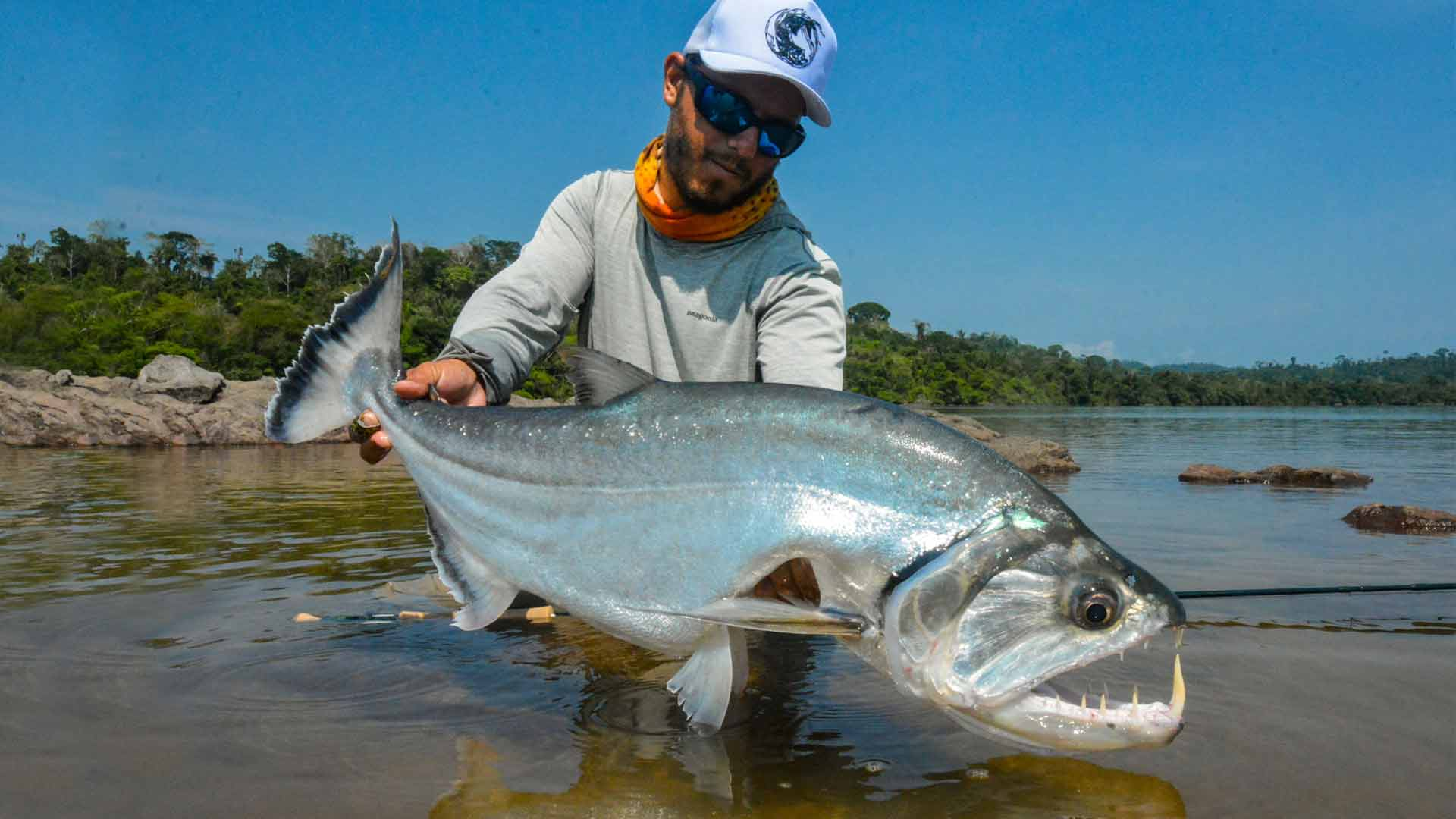 Xingu Fishing