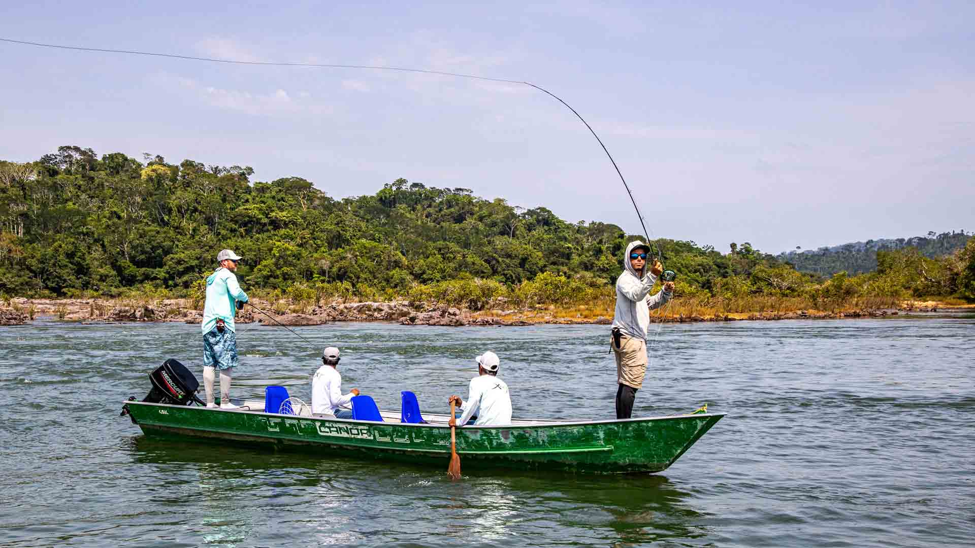 Xingu Guided Fishing