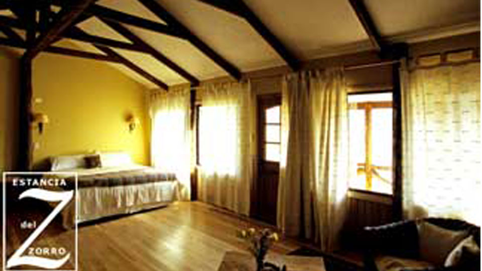 stay at Estancia del Zorro Chile