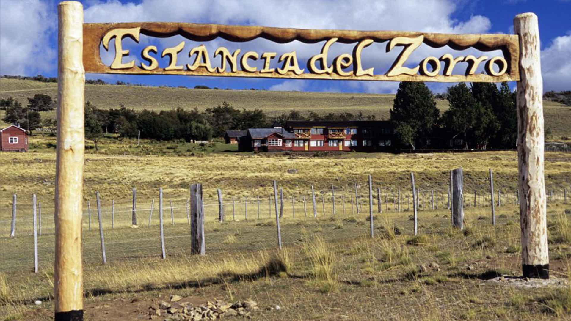 estancia del zorro lodge setting