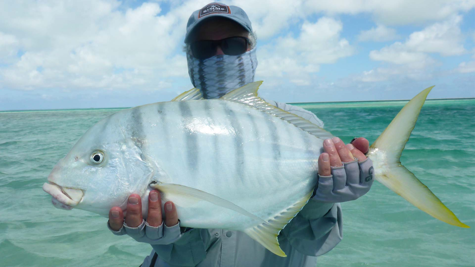Trevally Fishing