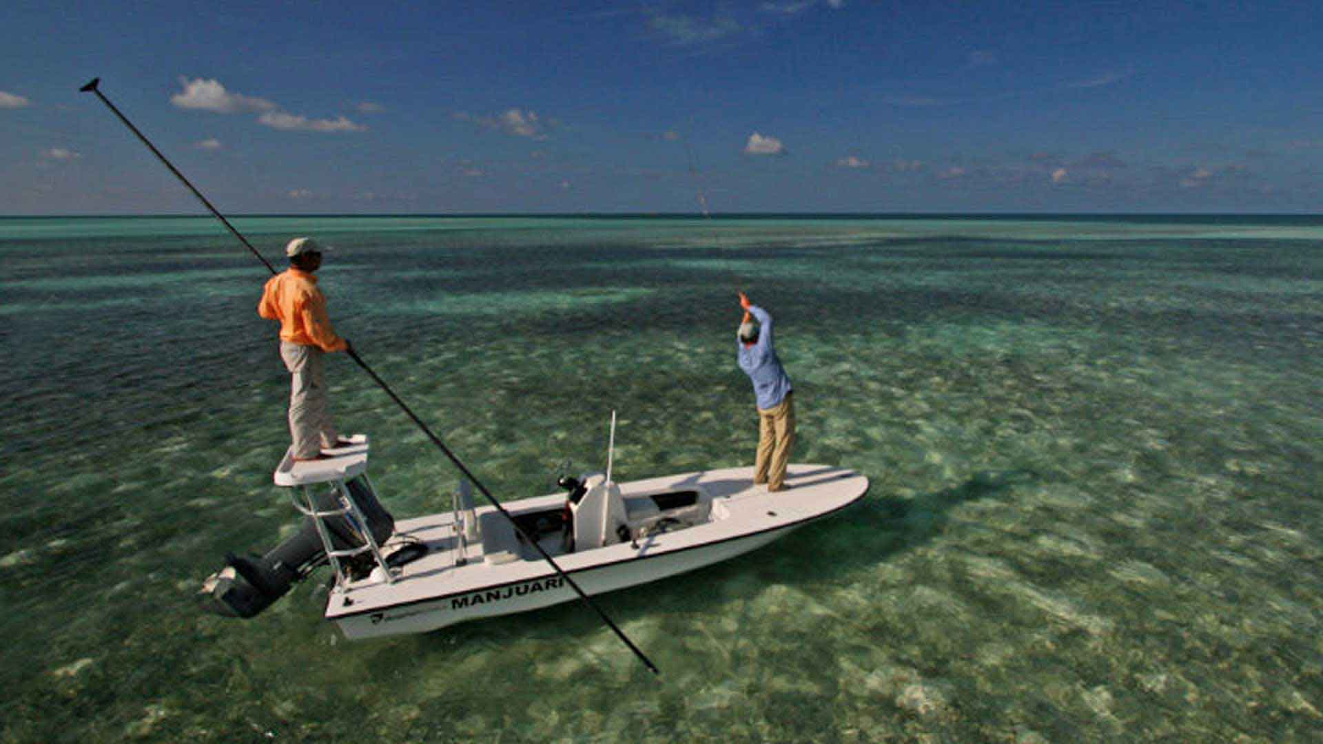 Fly Fishing Cayo Largo