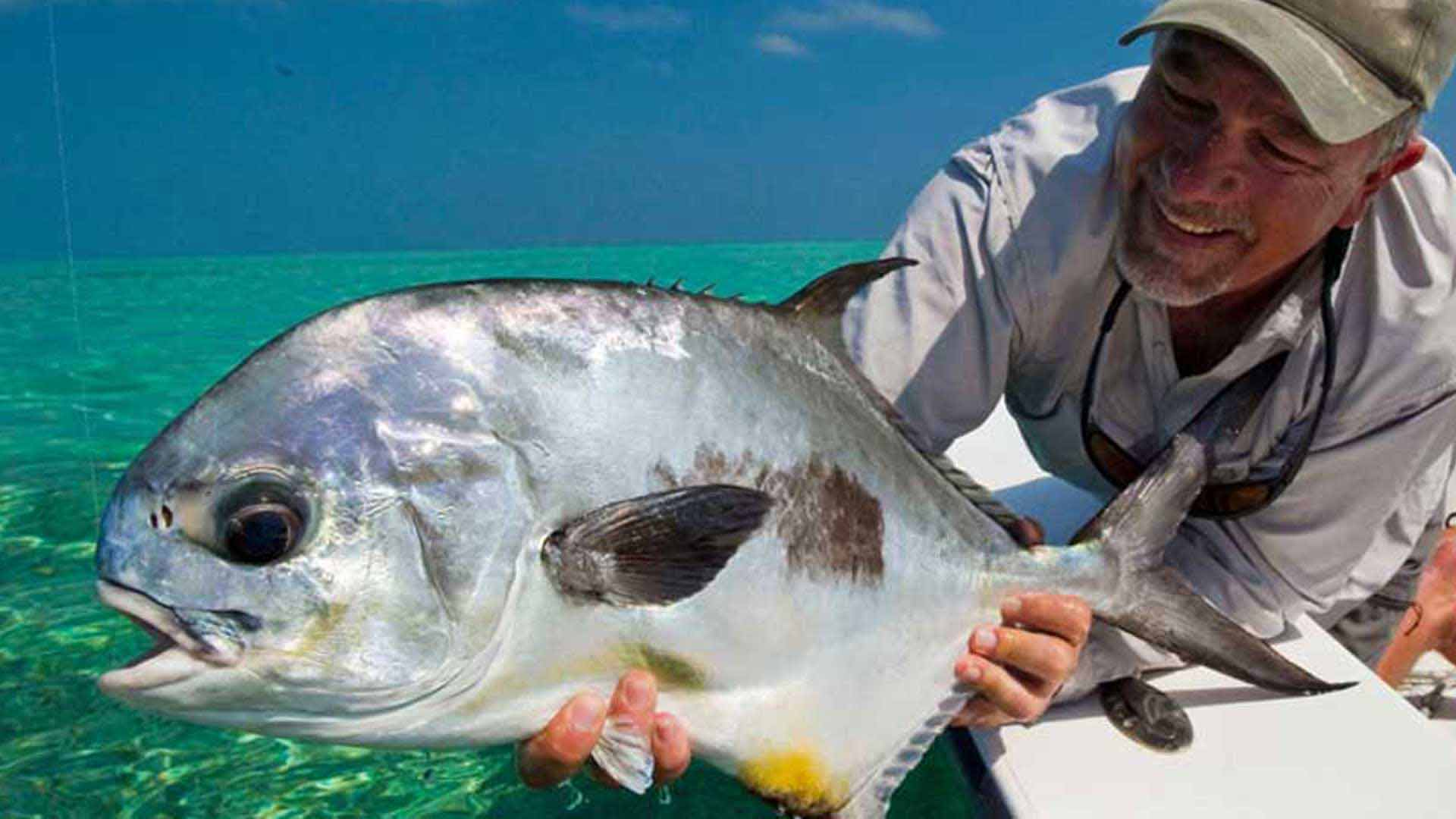 world's best permit fishing