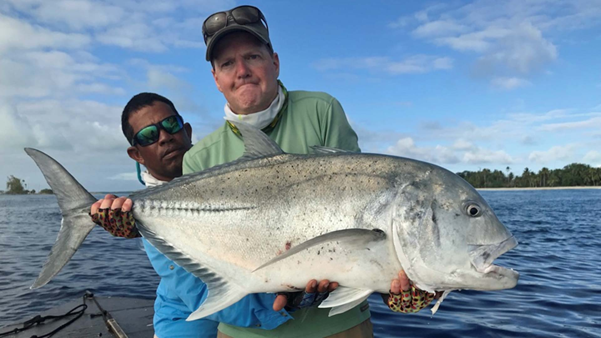 Christmas Island Hosted Fishing Trips