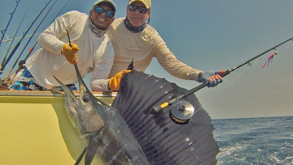 Sailfish Oasis Fishing