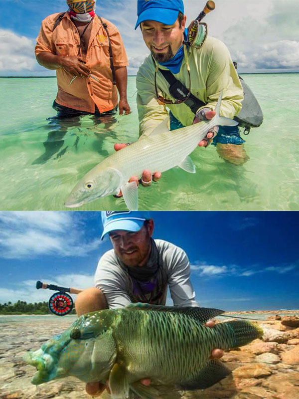 Fanning Island Fly Fishing