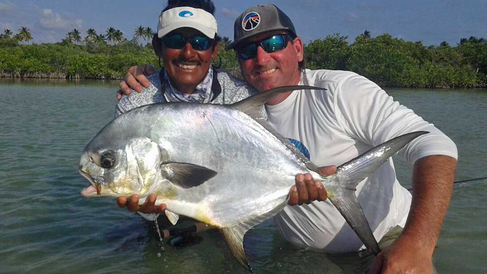 Grand Slam Fly Fishing tarpon